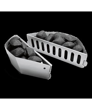 Holzkohlekörbe Char-Baskets
