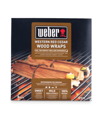 Wood Wraps Zedernholz